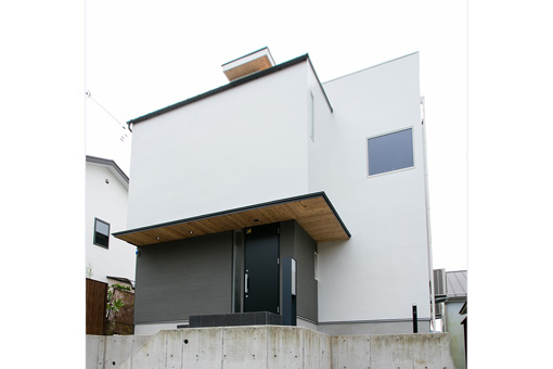 住み慣れたマンションの良さと<br>戸建の魅力を合体