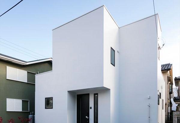 将来に柔軟対応できる、週末の家時間を楽しむ邸。