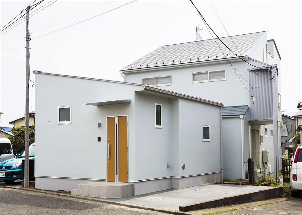 生活効率と居心地を兼ね備えた6坪強の平屋。